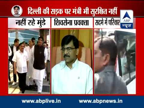 RSS and BJP leaders mourn the demise of Gopinath Munde
