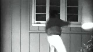 Video Of Bruce Lee Punching His Heavy Bag