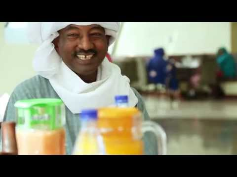 Ramadan + World Cup at Corinthia Hotel Khartoum
