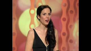 Mary-Louise Parker Wins Best Actress TV Series Musical Or