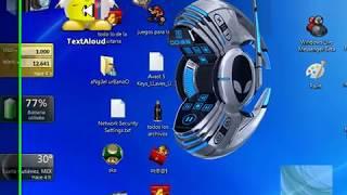 Como Cambiar Los Iconos Del Windows Seven.wmv