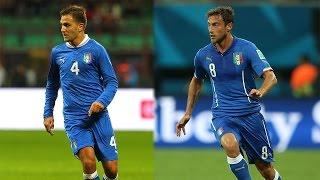 12 agosto 2009 - Marchisio e Criscito debuttano in Nazionale - Almanacchi Azzurri