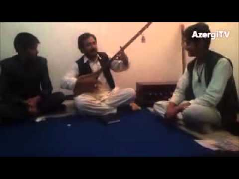 New Hazaragi song  Lab Hai Qandi To  Sayed Anwar Azad   Azergi, 2014