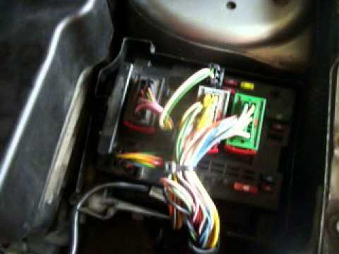 Ventilador do ar condicionado peugeot 306