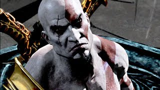 God of War III Story All Cutscenes Cinematics Movie Kratos