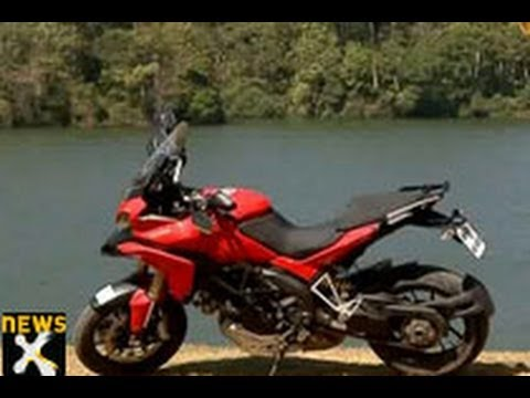 Test ride - Ducati Multistrada- NewsX