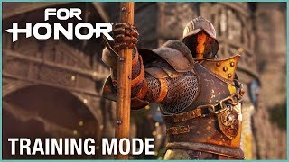 For Honor - Training Mode Trailer