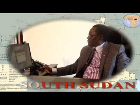 Showcasing the premises of the Embassy of The Republic of South Sudan