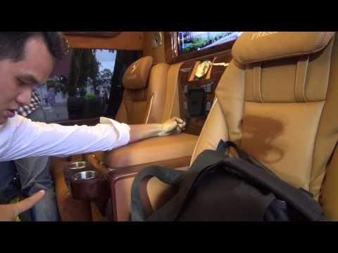 Xe.Tinhte.vn - Trải nghiệm Ford Transit DCar President 10 chỗ giá 1,7 tỉ
