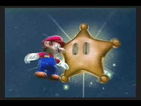 red mario galaxy stars - photo #39