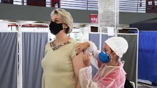 Vacinação 67 anos + Profissionais da Educação + Início contra a Gripe