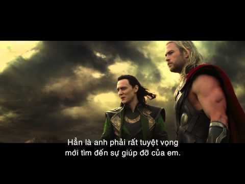 Thor 2: Thế Giới Bóng Tối (3D Atmos) - Sức Mạnh Của Loki