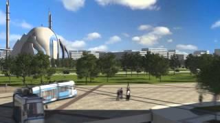 Fazlıoğlu Başkanlığındaki Yeni Zeytinburnu'nun Animasyon Filmi
