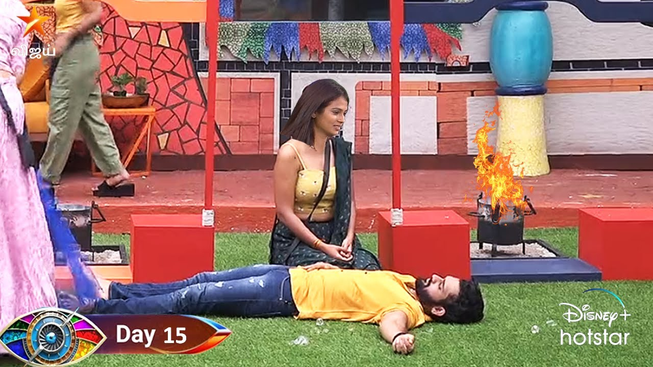 Bigg Boss Tamil Season 4 | 19th October 2020 - Promo 3 Review | Bigg Boss Daily Task | Velmurugan