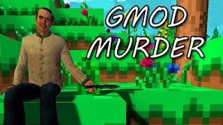 TOWER SNIPER! (Garry's Mod Murder)