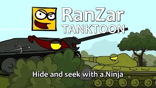 Tanktoon - Schovávačka s ninjom