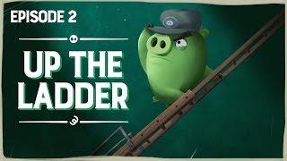 Piggy Tales - séria 3 - 2 - Po rebríku