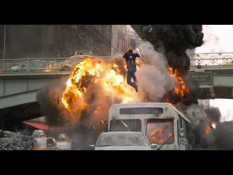 Marvel's The Avengers Superbowl 2012 Official Trailer