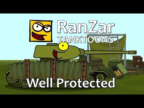 Tanktoon - Dobrá obrana