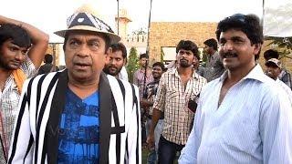 Attarintiki Daredi Movie Making| Brahmanandam Scene
