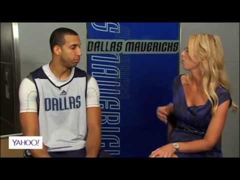 Yahoo Sports Radio: Dallas Mavericks Brandan Wright Interview with Elissa Walker Campbell