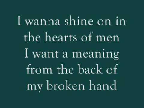 OneRepublic - All these things (lyrics) - YouTube