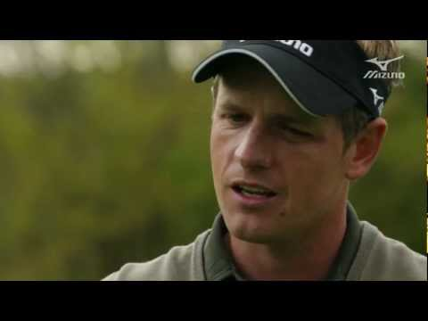 LUKE DONALD: Mizuno Masterclass #5 - Progression of grip