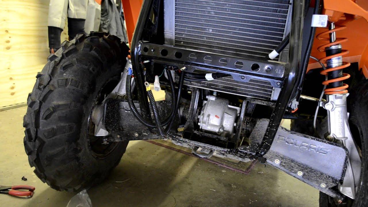 Honda Pioneer 500 Winch Installation Instructions Wiring Diagram Further Polaris Sportsman Also