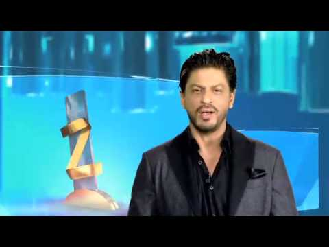 ZEE Cine Awards - Shahrukh Khan - ZEE TV Canada