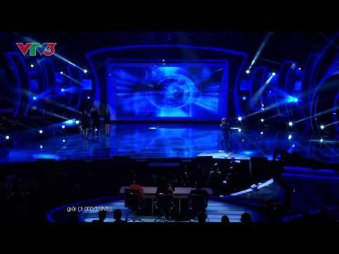 Vietnam Idol 2013 - Tập 11 - 24 giờ 7 ngày - Tiến Việt