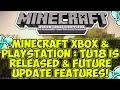 Minecraft Xbox 360 & PS3 : TU18 INFO - TU18 IS RELEASED