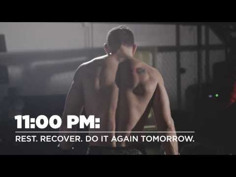 MMA Crossfire – A day in the life of Chris Weidman's training camp (with video)