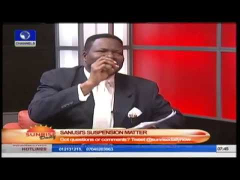Jonathan Followed Due Process In Sanusi's Suspension - Mike Ozekhome