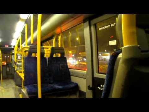 On Board Route 757 Centrebus Scania CN94UB OmniCity 781 (YN03 UVW) to Leeds City Centre