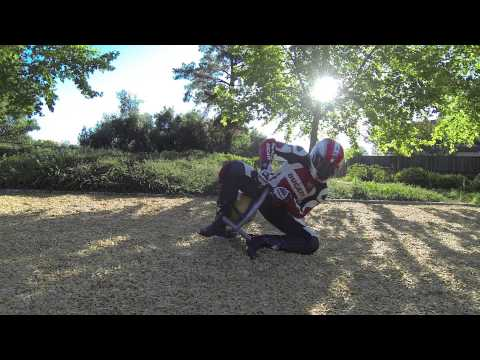 Laguna Seca Airbike MotoGP Testing