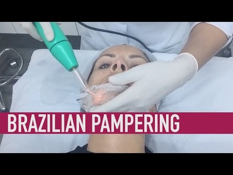 Brazilian pampering