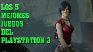 Los 5 Mejores Juegos Del PS3 Top 5