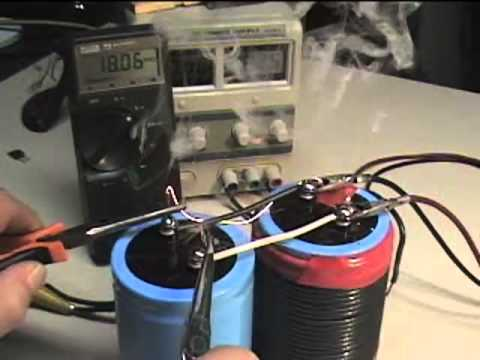 Components - Why shouldn t electrolytic capacitors be short-circuited