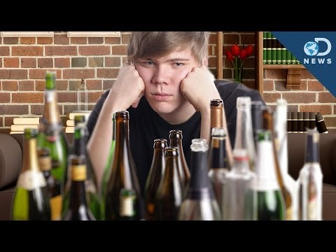 Can We Predict Which Teenagers Will Binge Drink?
