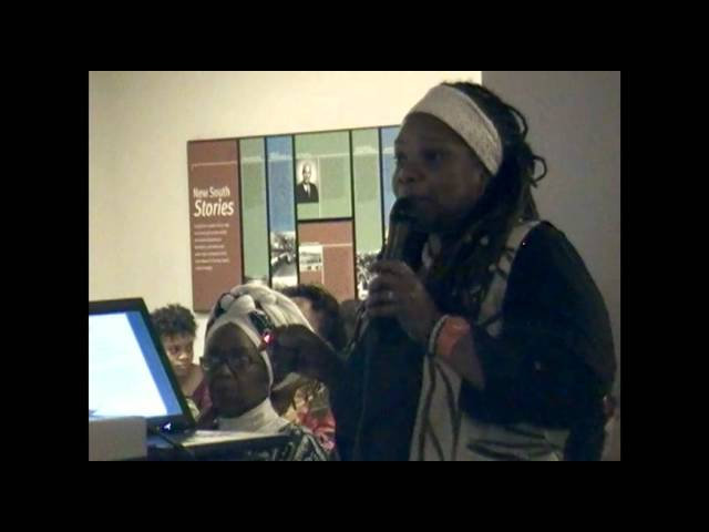 Diggin History Through Music and Dance-Makeda Mobley 2-15-12