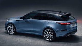 2020 Range Rover Velar SVAutobiography vs 2020 Range Rover Evoque