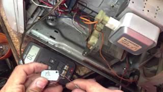 Horno de microondas quema el fusible