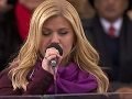 Kelly Clarkson: Obamas were genuine