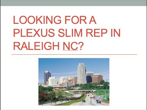 Need a Plexus Slim Raleigh NC Distributor?