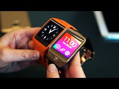 Samsung Gear 2 Hands-on: Tizen-based Samsung Gear 2 ditches Android, adds music player