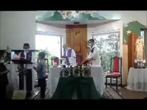 Santa Missa | 17.12.2020 | Quinta-feira | Padre José Sometti | ANSPAZ