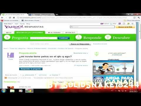 Loquendo - Preguntas Estupidas, Idiotas Y Tontas de Yahoo Respuestas Parte 6