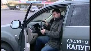291 Peugeot 4007 - Наши тесты 2010