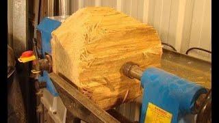 90 Wood-turning the*$64,000* evil bowl of Van demands land
