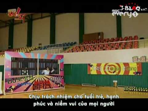 [Vietsub] MBLAQ with AfterSchool  - Idol Army S5 Ep7 (1.5)